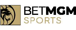 BetMGM Sports Logo PA