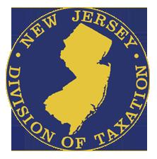 NJ Division of Taxation Logo